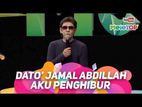 Aku Penghibur Dato' Jamal Abdillah | Persembahan Live MeleTOP | Nabil & Neelofa