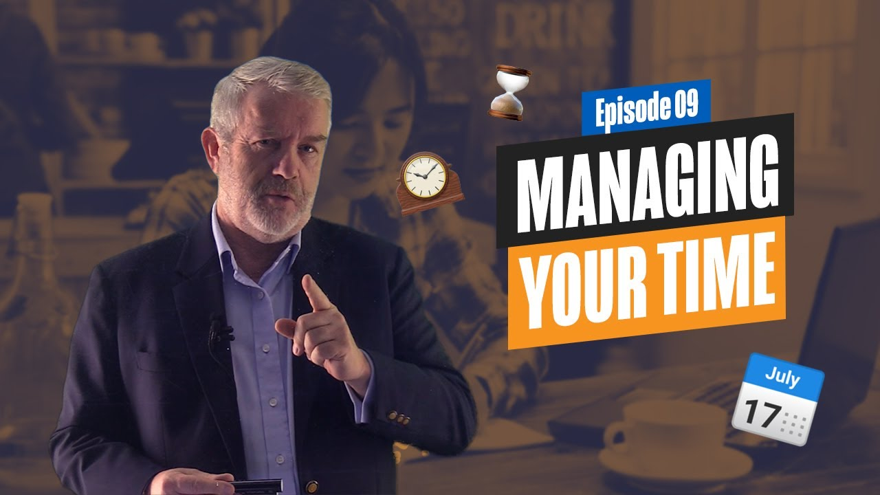How Do you Manage Your Time as a Small Business Owner?