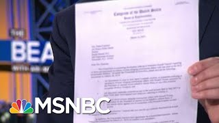 House Committee Demands Docs On Stormy Daniels After Beat Report | The Beat With Ari Melber | MSNBC