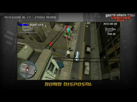 GTA Chinatown Wars - Walkthrough - Mission #17 - Bomb Disposal