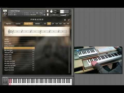 News: Native Instruments - Action Strings
