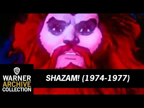 Billy and the Elders Shazam TV Series