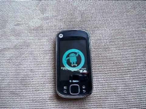 Motorola Cliq XT Unlock with GSMLiberty.net Service