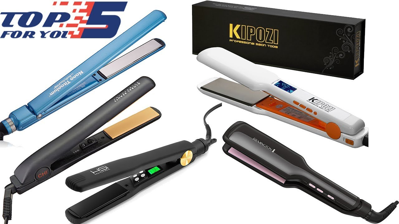 Best ceramic flat iron for natural hair
