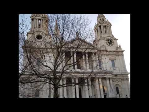 St.Paul's Cathedral- London, UK