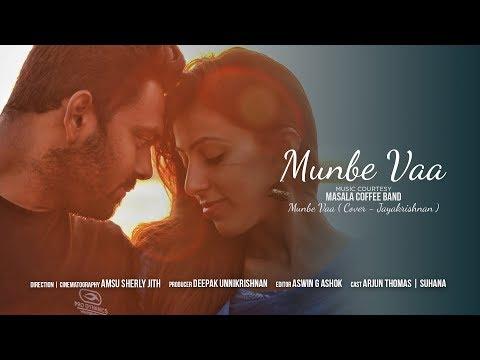 Munbe Vaa Cover Song | MUSIC COURTESY - Masala Coffee Band - Munbe Vaa ( Cover - Jayakrishnan )