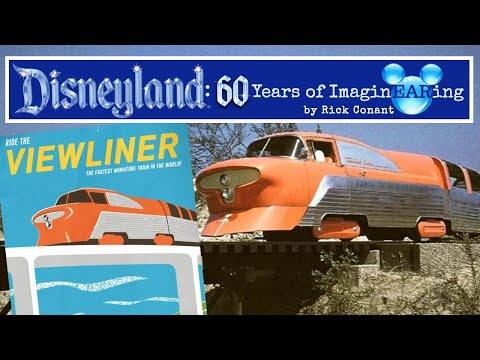 60-168 Santa Fe & Disneyland VIEWLINER