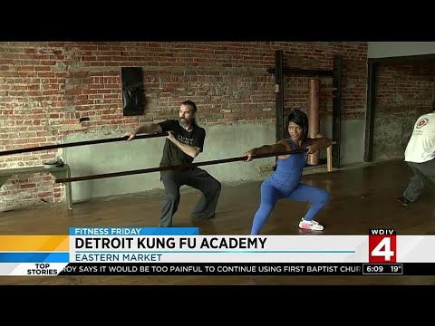 Fitness Friday: Detroit Kung Fu Academy