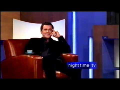 'Night Time' Stephen Jardine ident - 2004