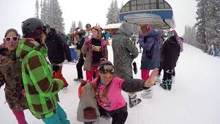Ski Trip Vail Season - The Outcast GoPro Aftermovie