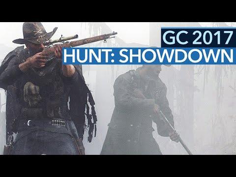 Hunt: Showdown - Gamescom-Demo: Gameplay & neue Infos zum Crytek-Shooter