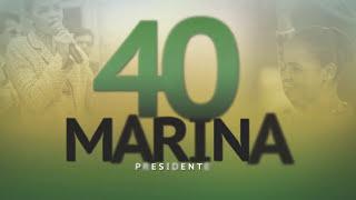 Jingle- Marina Silva Presidente 40 - Viva o povo brasileiro ( Theo e Beto Caju)