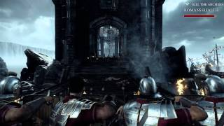 Ryse . son of rome  & Middle earth . shadow of mordor combat gameplay by X boy