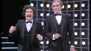 Cannon And Ball Performing Their Single Together We Ll Be O K