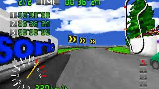 AutoBahn Tokio - Panasonic 3DO - Archive Gameplay ?