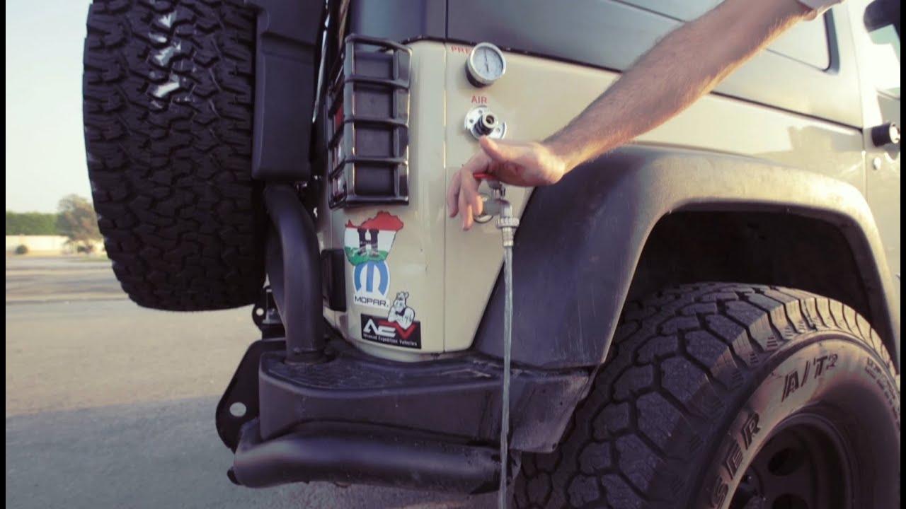 Arabian treks onboard air water system arabian treks jeep jk arabian treks onboard air water system arabian treks jeep jk wrangler youtube sciox Images