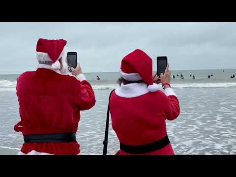 Scottys Peak Page - Watch This: Santas Surf for Charity