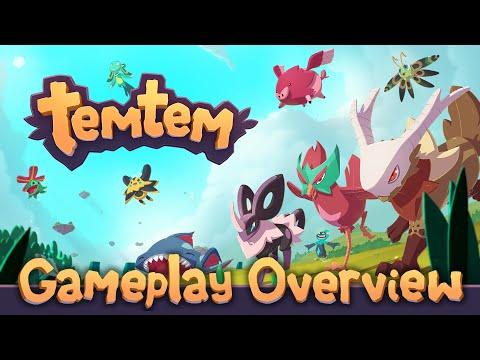Temtem - Gameplay Overview Trailer