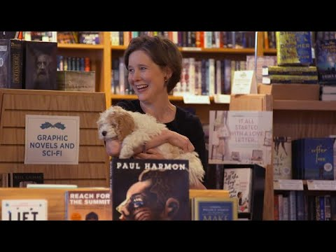 Author Ann Patchett's bookstore