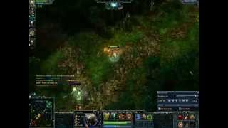 Heroes of Newerth - Armadon Annihilation 1vs5