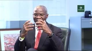 Minister Babatunde Fashola