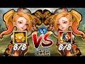 Castle Clash - Best/Perfect Talent for GunSlinger !!!