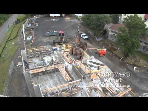 Courtyard By Marriott Boston Waltham Expansion Project