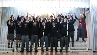中華基督教會扶輪中學歌唱比賽初賽5C