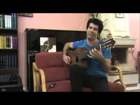 Gitaris Tercepat di dunia Vahid Iran Shahi