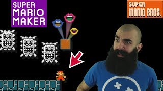 New Challenge | Super Expert Cycle with No Skips | Mario Maker [#1]