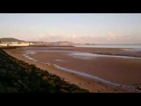 Colwyn Bay and headlands
