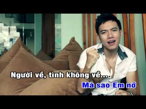 Trang giấy trắng karaoke beat Phạm Trưởng