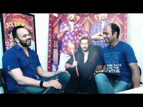 Rohit Shetty Speaks About Shahrukh Khan's Chennai Express And Ajay Devgn's Singham