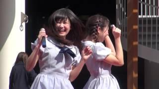 朝日花奈さん、かにゃんカメラで、Aitherのカバー曲、春口ですが真夏の...