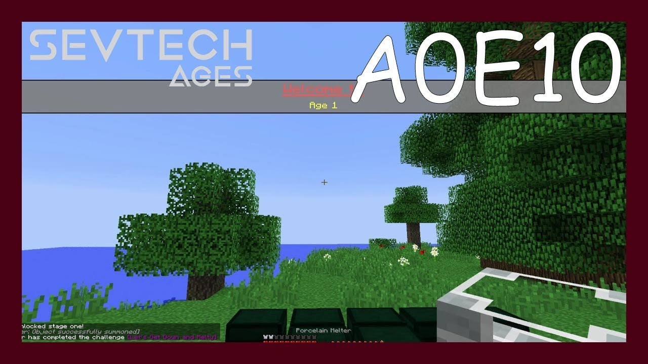 Sevtech Ages 3 11 - Tutorial - Age 0 - How to do eagle dance and summon  baykok
