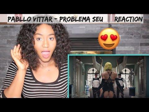 *EPIC* Pabllo Vittar - Problema Seu (Official Music Video) | REACTION