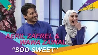 Monologue | Aeril Zafrel and Wawa Zainal | Kata Serasi?