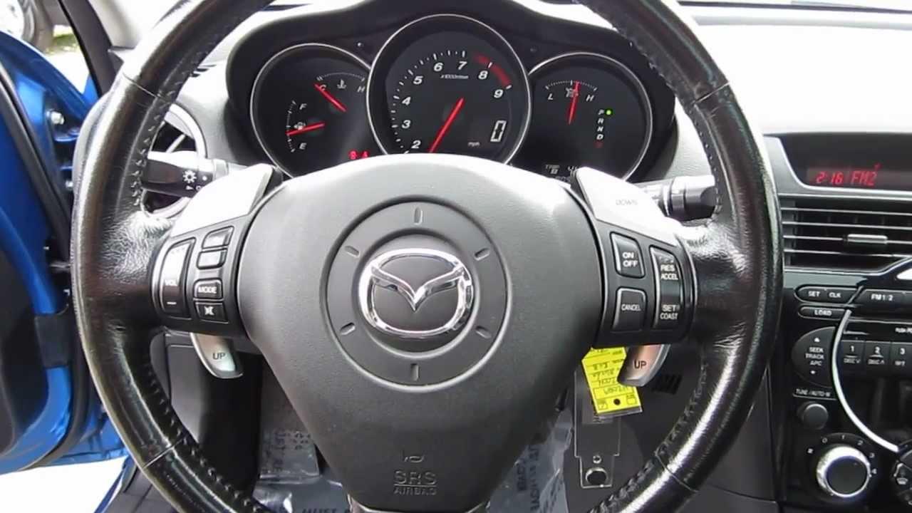 Shingha Rx 8 2005 Interior Mazda