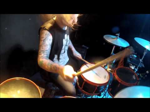 "The Browning- ""Ashamed"" Cody Stewart Drum Cam"