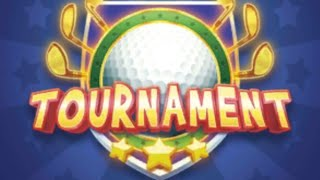 Golf Rival- LIVE tournament -44 on professional round.