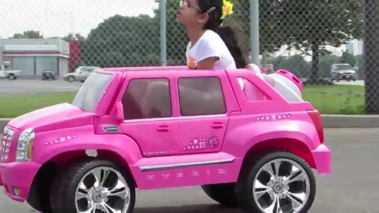 hillyard custom rim tire pink barbie cadillac escalade barbie girl youtube hillyard custom rim tire pink barbie