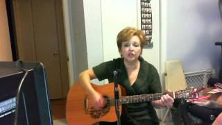 Glenda Nicol  singing Walk The Way The Wind Blows by Cathy Mattea