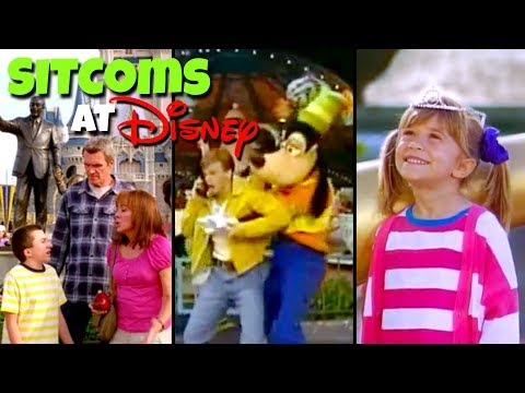 Top 10 TV Sitcoms That Go To Walt Disney World & Disneyland