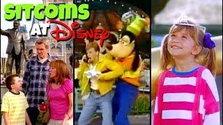 Top 10 TV Sitcoms That Go To Walt Disney World & Disneyland