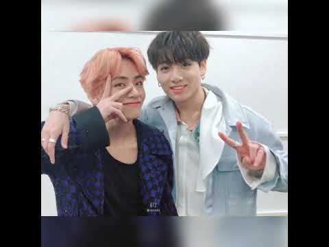 Taekook!😍😍😍i Purple You!💜💜💜