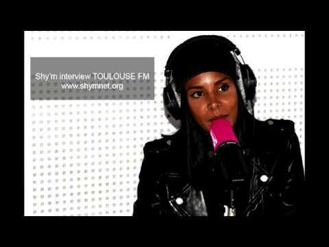"""Shy'm - interview pour """"Toulouse FM"""" (16/05/18)"""