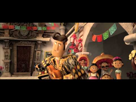 The Book Of Life Character Piece (Joaquin)