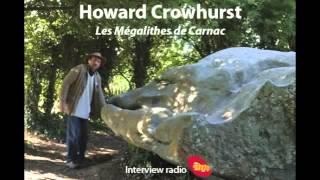 Howard Crowhurst - Les Mégalithes de Carnac 14/03/2013