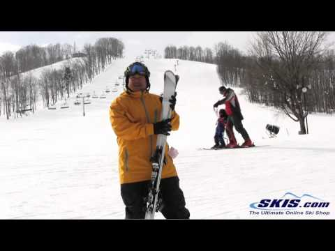 2012 Salomon Enduro XT 800 Skis Review