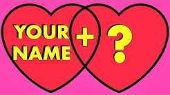 Discover The First Letter of your LOVE'S NAME Thanks to YOUR NAME!  - Love personality quiz
